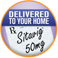 Sitavig Prescriptions Delivered to Your Home